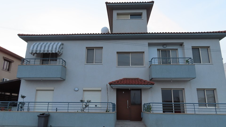 3Bed apartment in Episkopi
