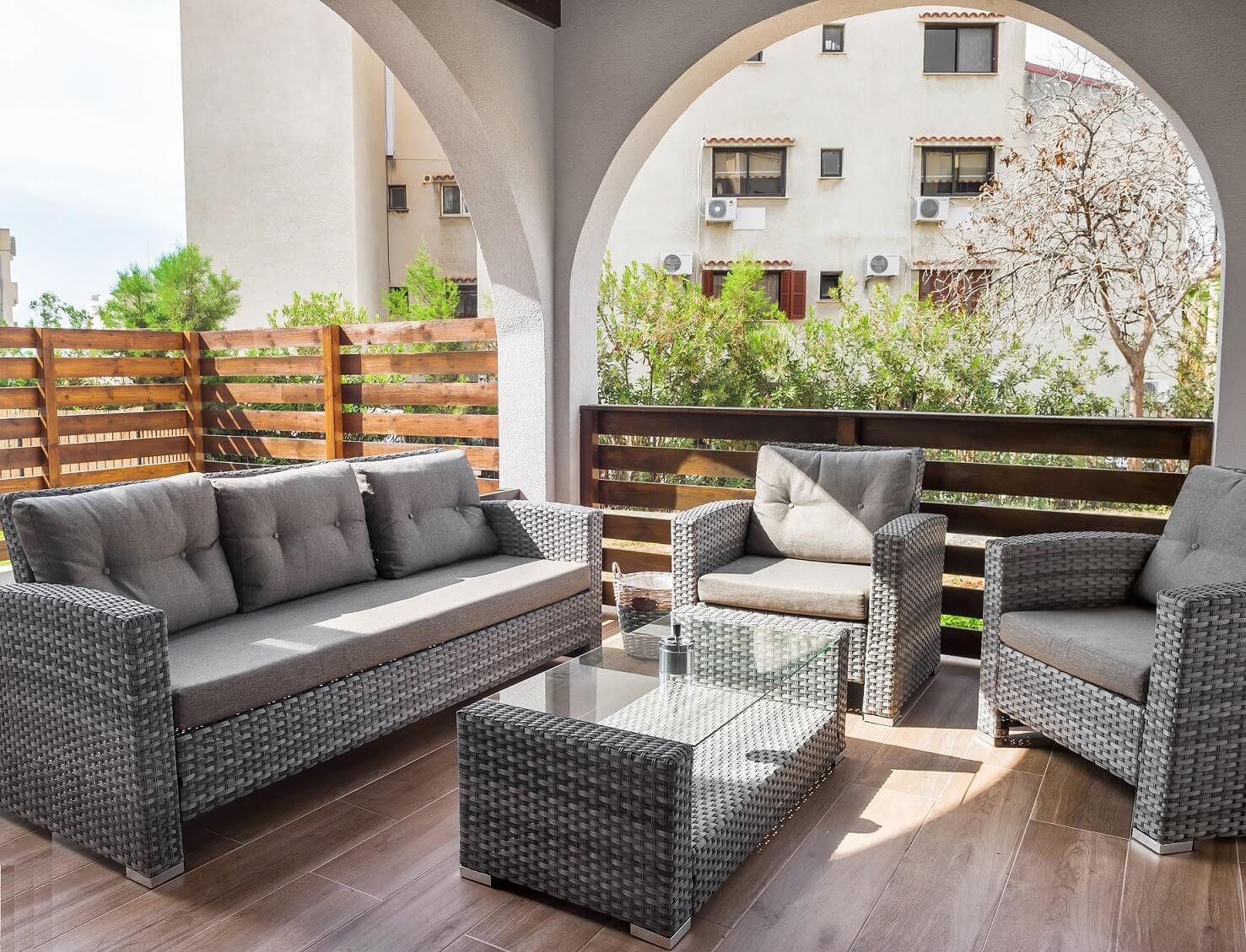 1 Bedroom Ground Floor Apartment – Agios Tychonas Tourist area