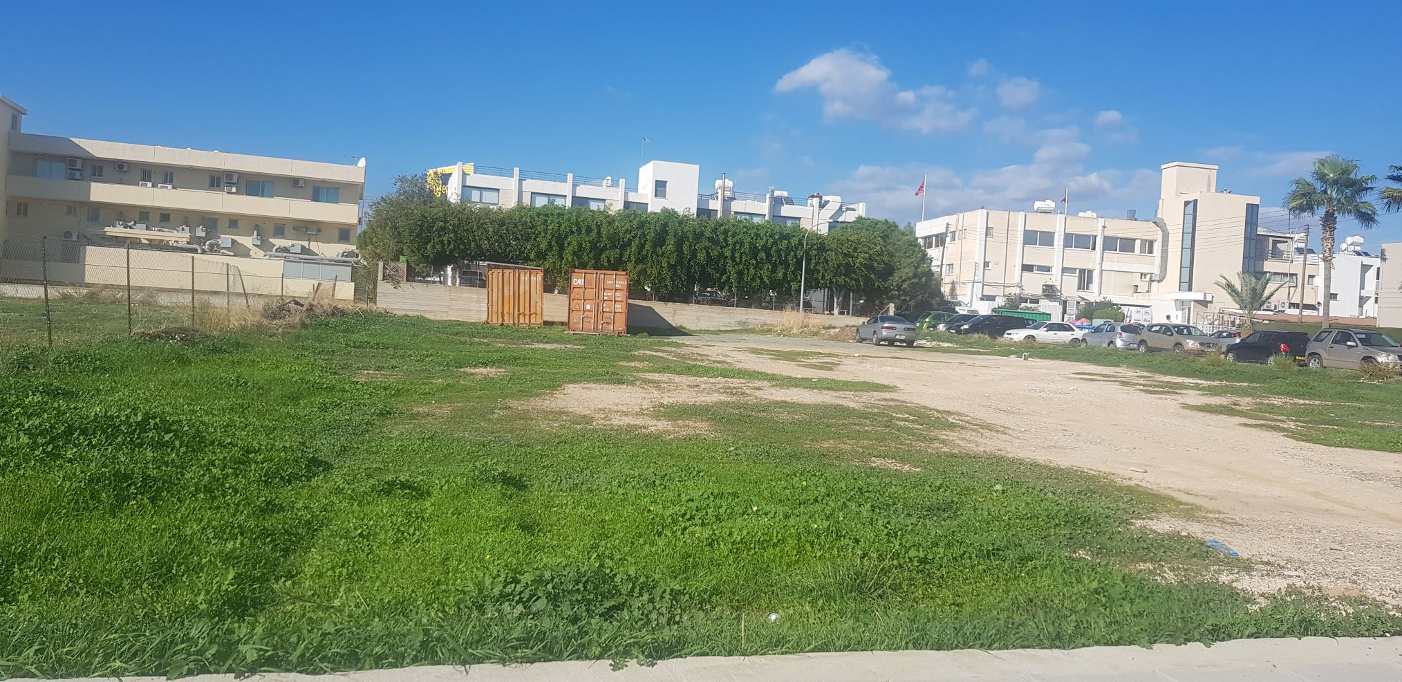 Residential Plot – Off Kolonakiou Str.