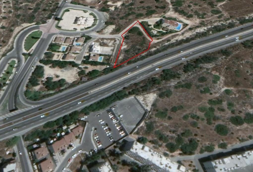 Residential Plot – Agios Tychonas