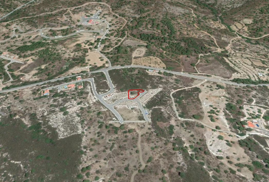 Residential Plot – Troodos Mountains
