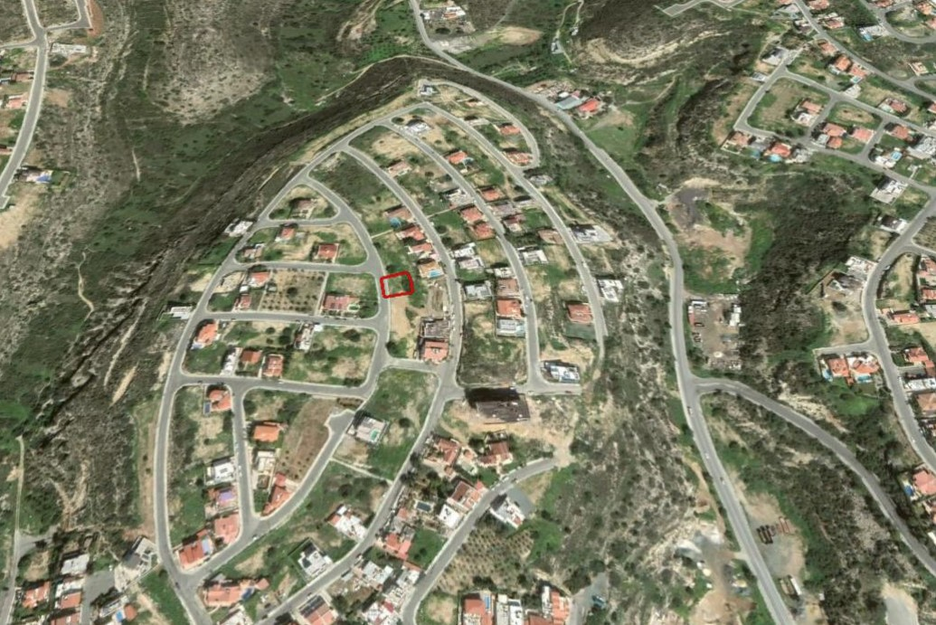 Residential Plot – Agia Phyla