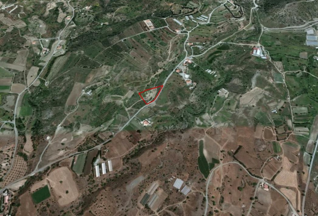 Residential Plot – Pareklisia Area