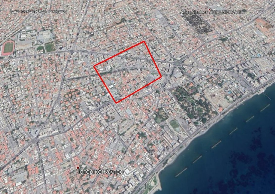 Plot/Building – Agia Zoni Area