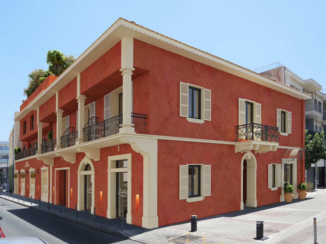 Boutique Hotel Investment-city center
