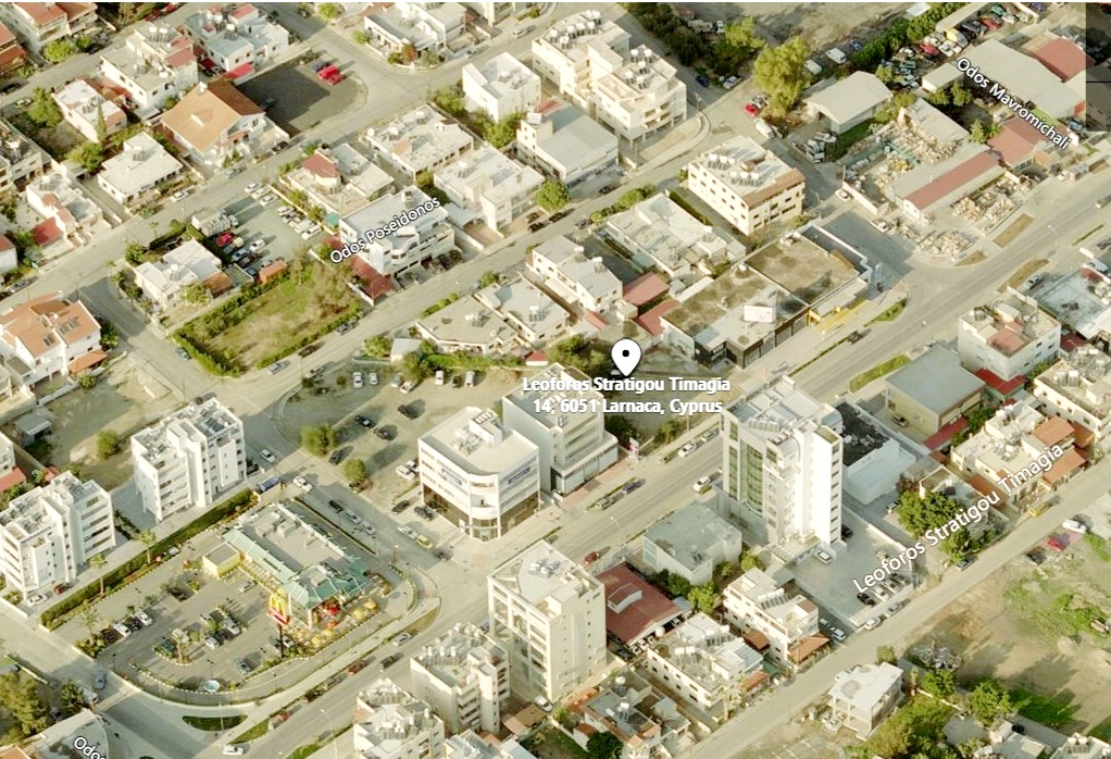 Commercial Plot In Str.Timagia Larnaca