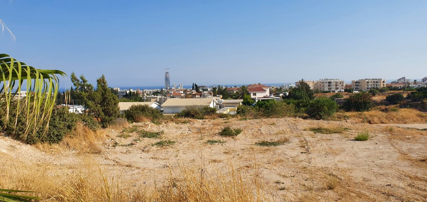 Residential/Commercial Plot – Agios Athanasios