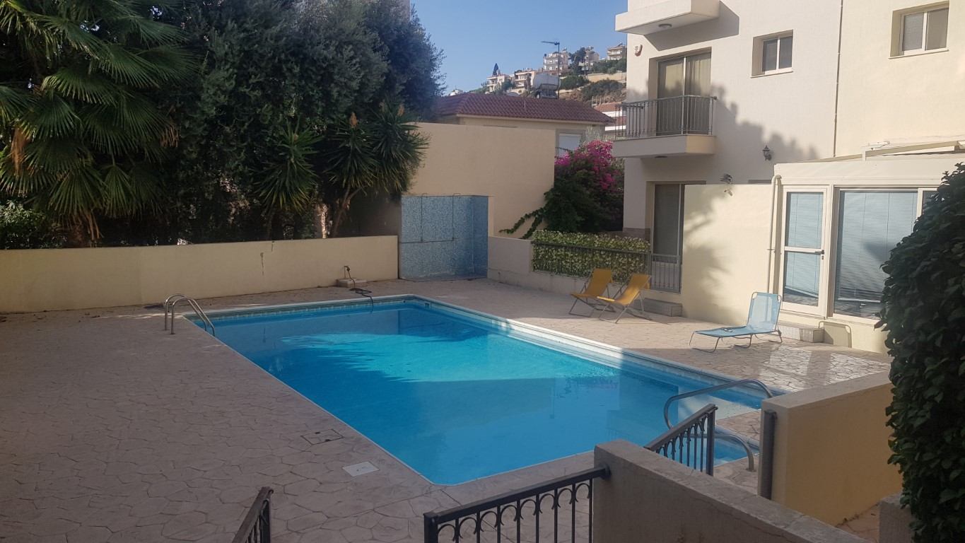 2 Bedroom Apartment – Germasogeia Village