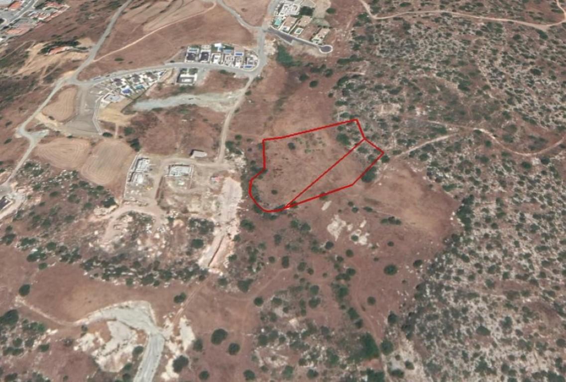 Two Adjacent Plots – 8529m² Pareklisia Area