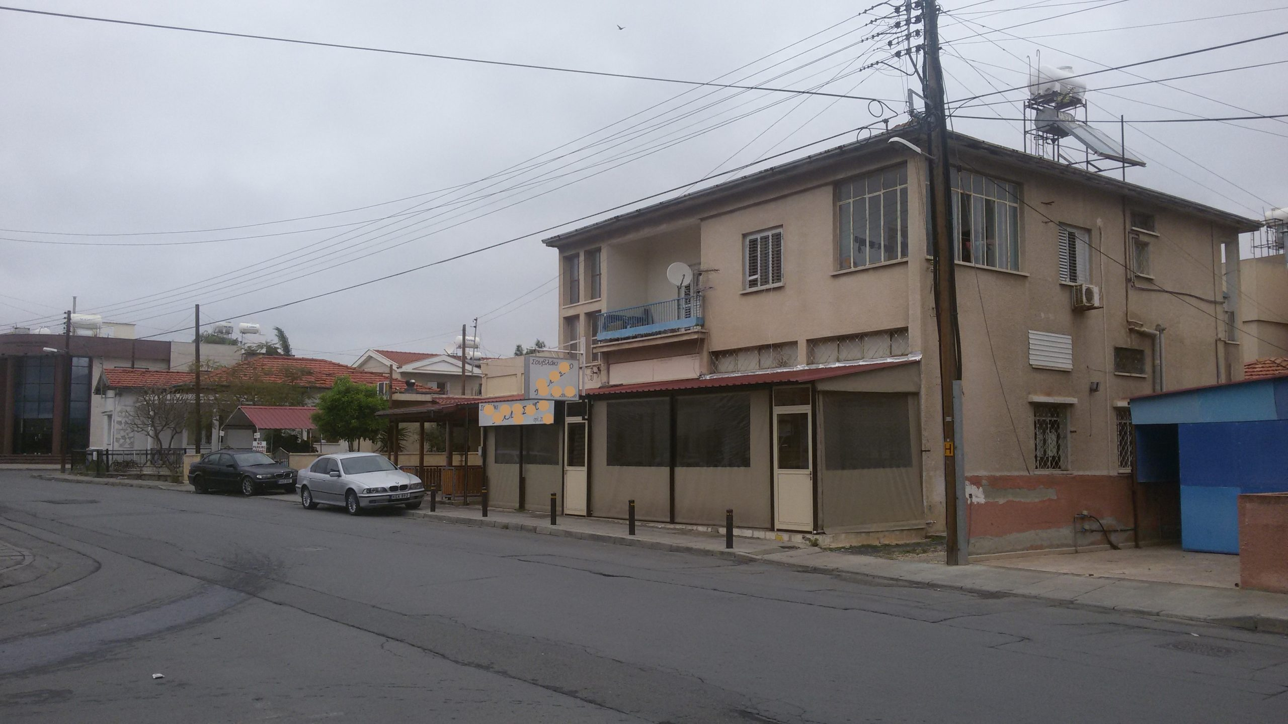 Commercial Building in Agios Ioannis