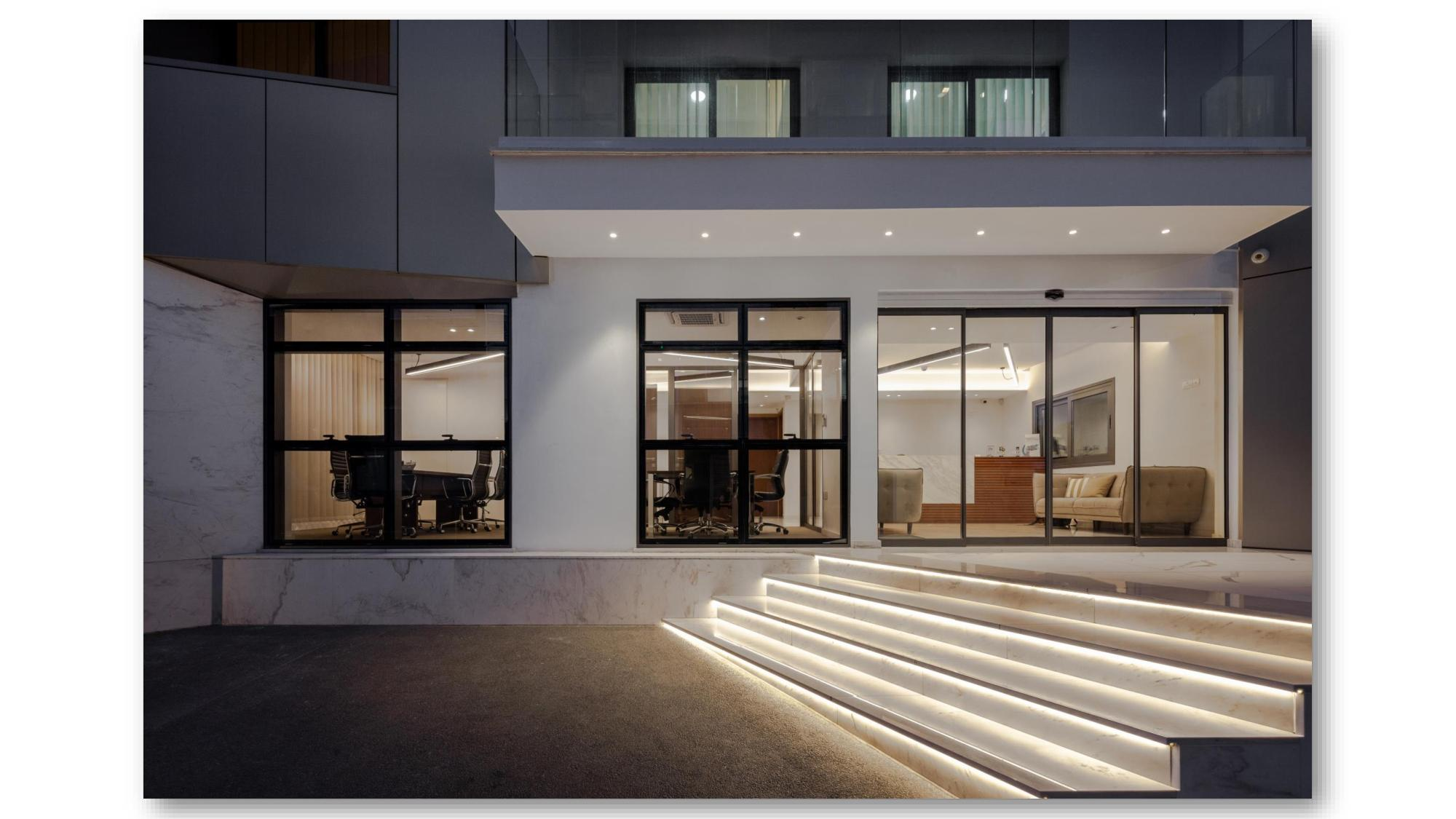 Luxury Furnished Office Building
