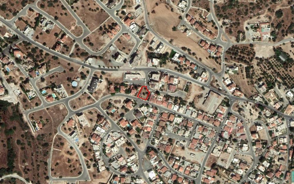 Residential Plot in Episkopi