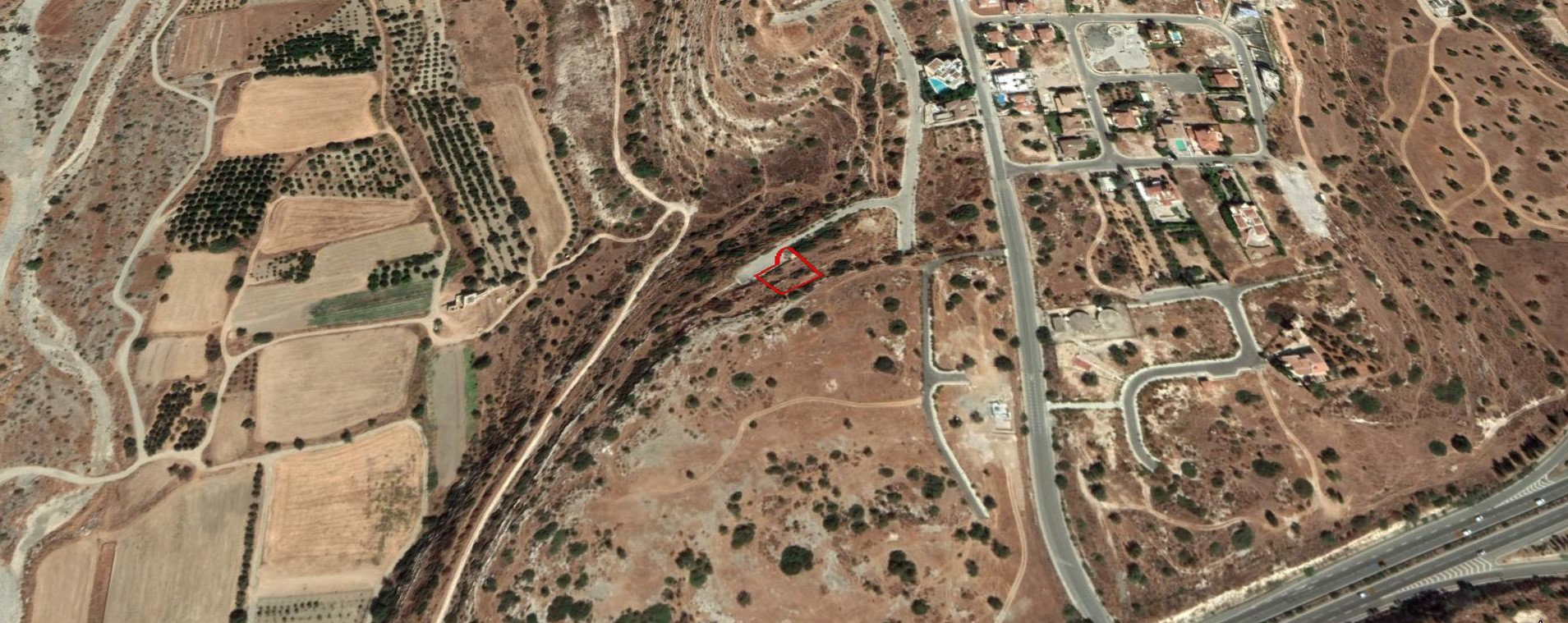 Residential Plot in Erimi