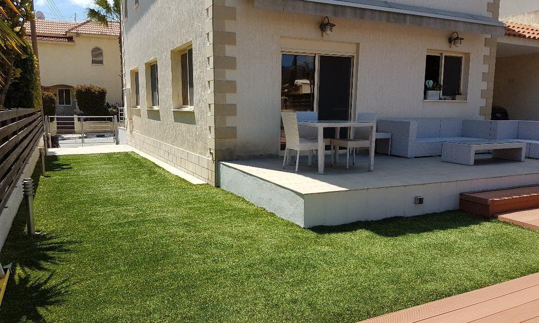 garden - synthetic grass 1
