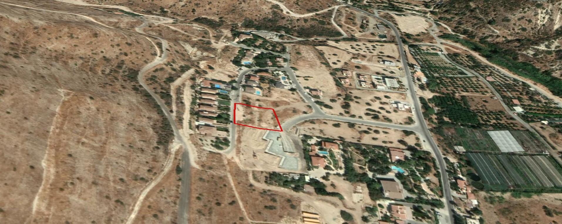 Residential Plot – Germasogeia Area