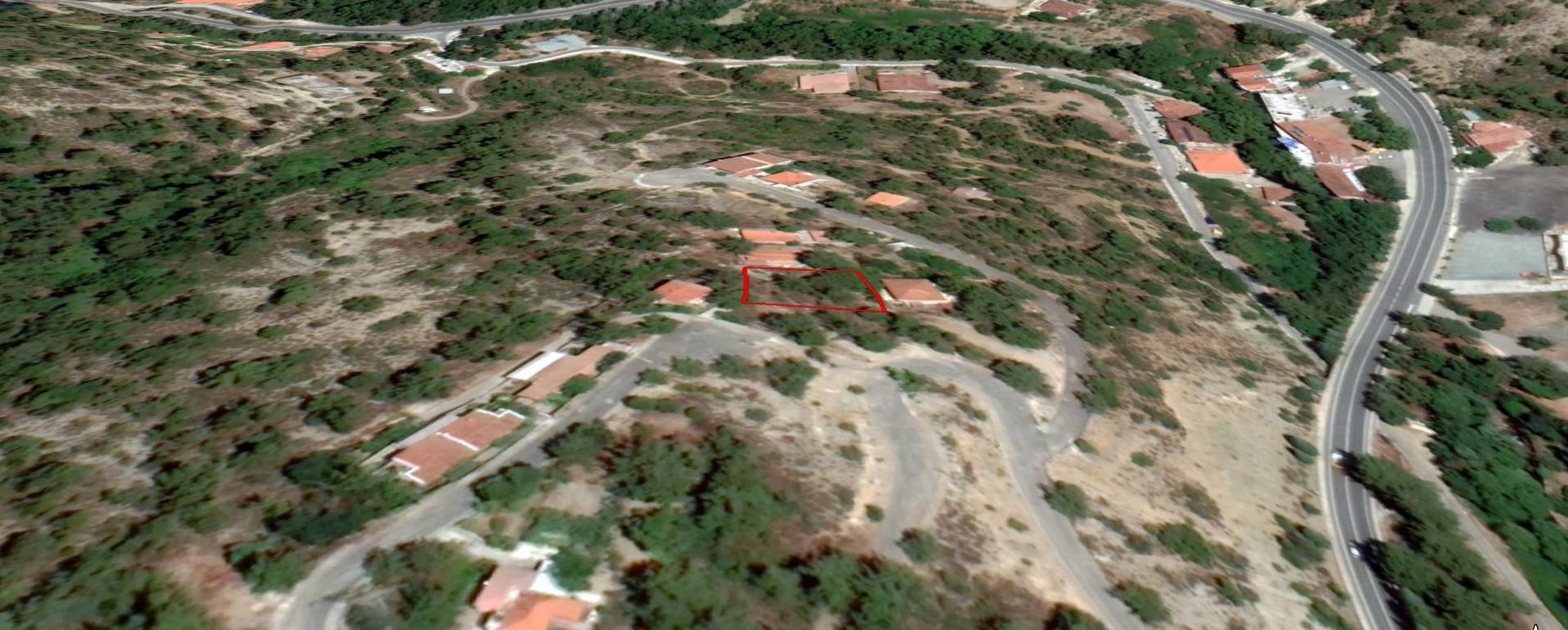 FOR SALE – Residential Plot Kakopetria Village