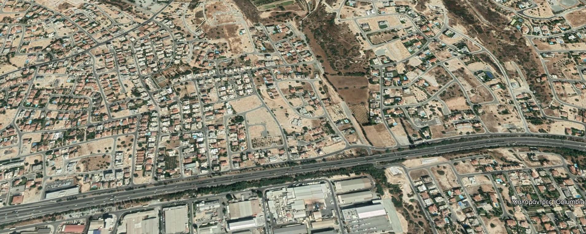 Large Residential Plot – Agios Athanasios