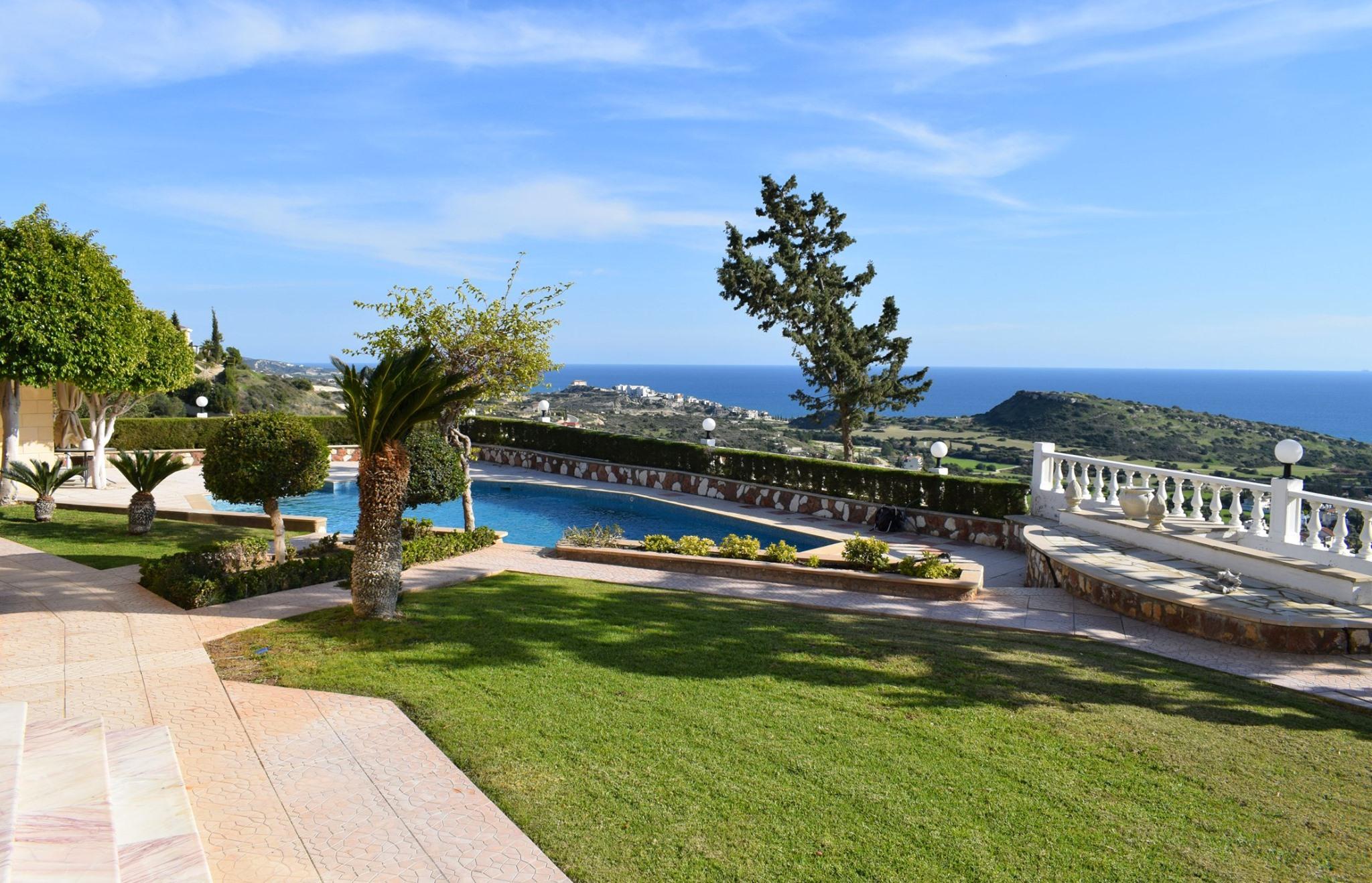 Unique Villa in Agios Tychonas Hills