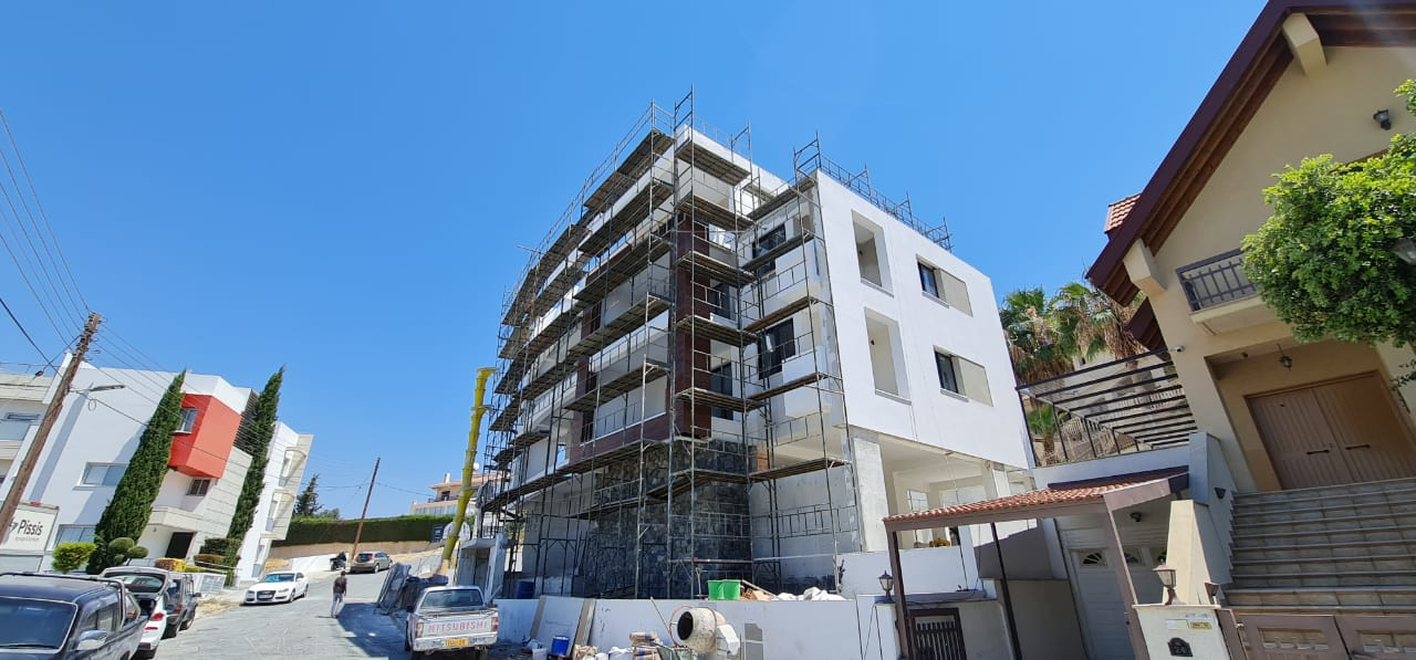 2Bed apt with Sea view at Panthea