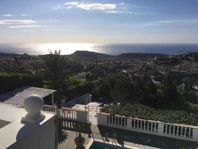7 Bed villa In Agios Tychonas
