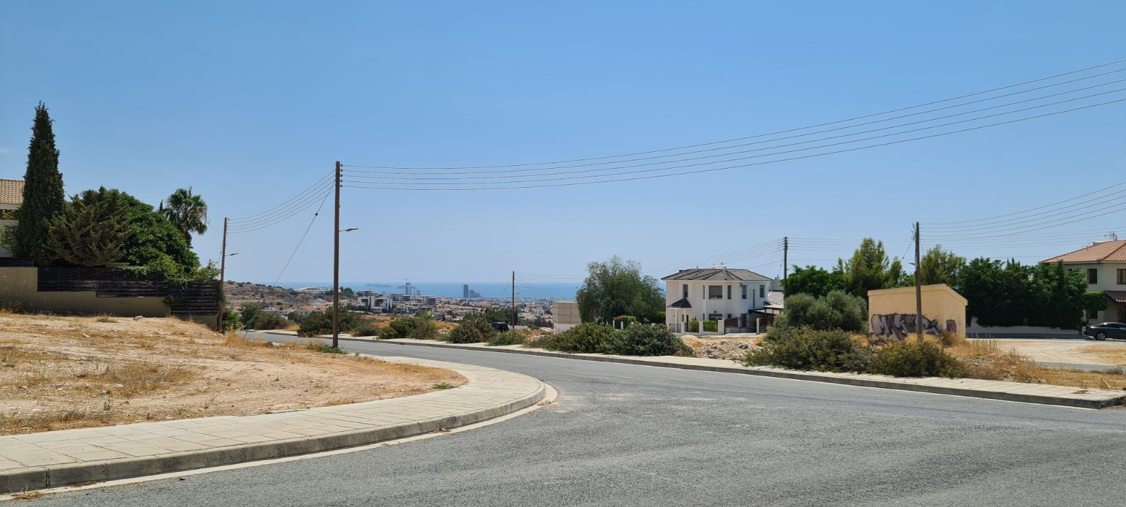 Residential Plot In Agios Athanasios